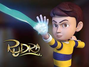 Rudra on Nickelodeon - Sri Lanka Telecom PEOTV