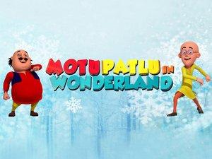 Motu Patlu In Wonderland On Nickelodeon Sri Lanka Telecom Peotv