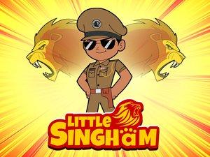 Little Singham on D Kids - Sri Lanka Telecom PEOTV