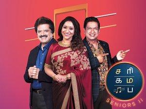 Sa Re Ga Ma Pa Seniors on ZEE TAMIL - Sri Lanka Telecom PEOTV