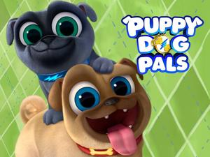 Puppy Dog Pals On Disney Junior Sri Lanka Telecom Peotv